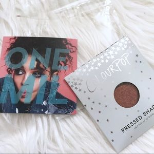 NEW LIMITED EDITION Colourpop Milli Pressed Shadow